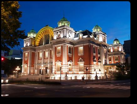 2015年12月ゴスペルクリスマスコンサート、大阪市中央公会堂
