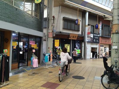 京橋ゴスペル教室行き方。新京橋商店街3分後景色