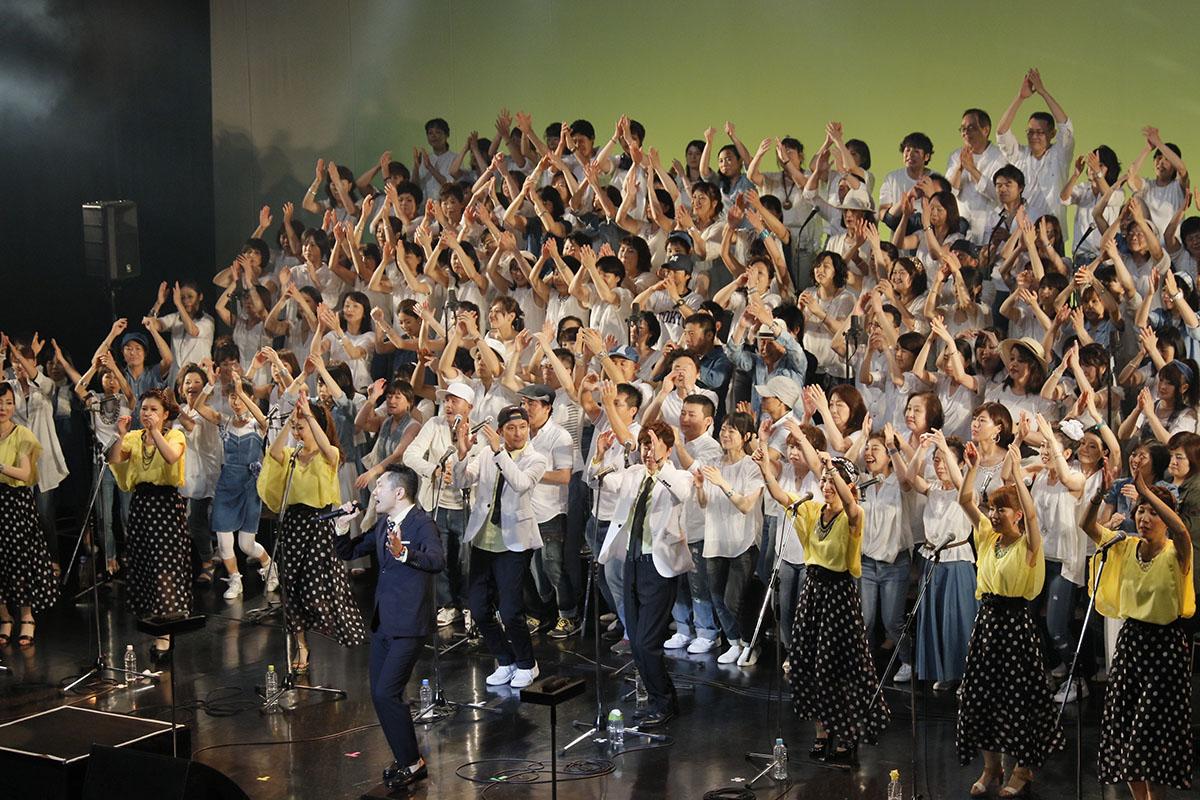 大阪、京都、三宮で活躍するフェイスゴスペルの定期コンサート