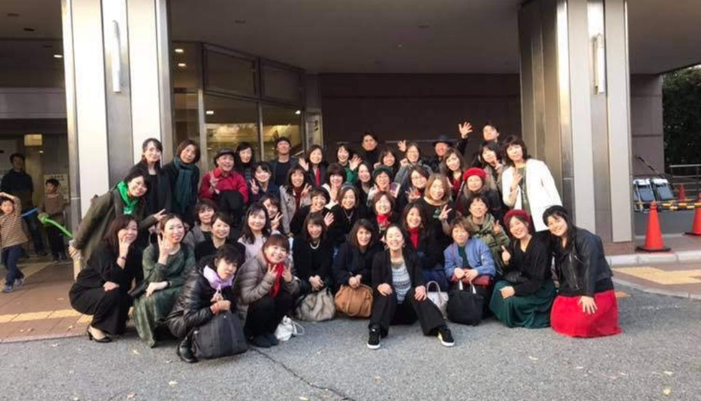 2018年12月1日神戸川崎病院フェイスゴスペルミニコンサート