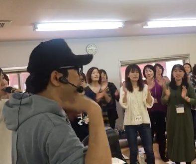 フェイスゴスペル梅田土曜日レッスン