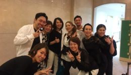 """フェイスゴスペル代表Katsu先生のゴスペルグループ""""Jacoo Gospel Singers""""も高槻ジャズストリートに出演"""