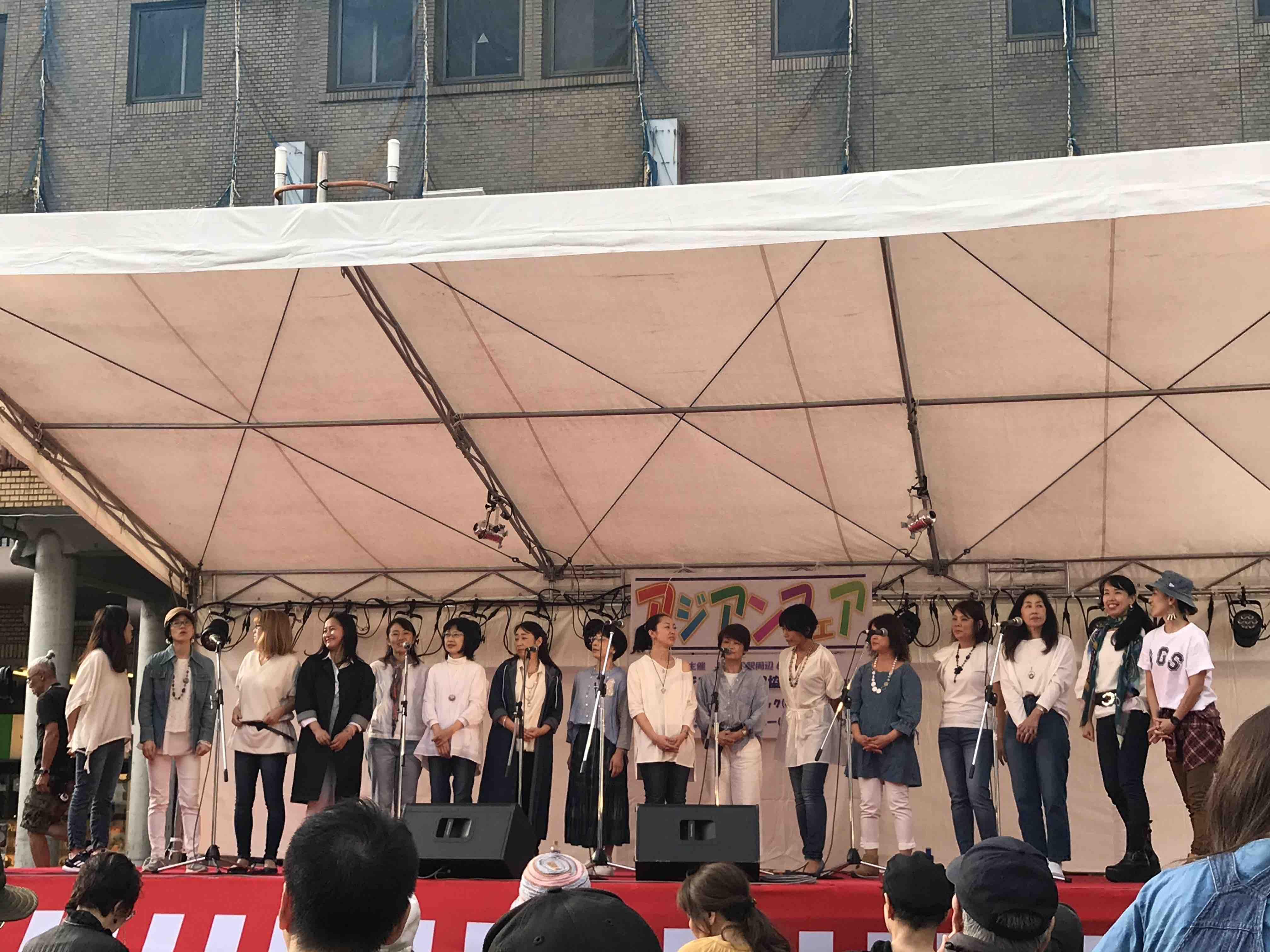 Awesome Faith(オーサムフェイス)吹田ジャズゴスペル出演
