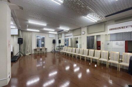フェイスゴスペル三ノ宮(三宮)練習スタジオ