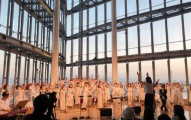 南港サンセットホールフェイスゴスペルコンサート2021